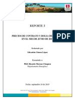 Reporte 3 - Contratos en mercados de energia