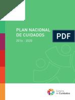 Plan Nacional de Cuidados 2016 2020
