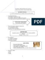 Ujian Mac English Form 2 2020