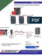 Serie Q-CClink-VFD's