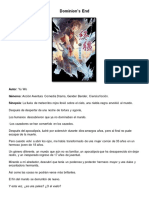 Dominion's End [Volumen 1]