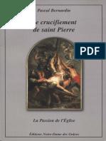 Pascal Bernardin - Le crucifiement de saint Pierre