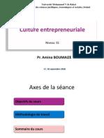 séance 1 culture entrepreneuriale