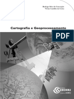 Cartografia e Geoprocessamento