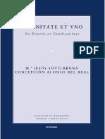 Gundislavo, Domingo. de Vnitate Et Vno.