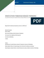 Innovation via Design Thinking