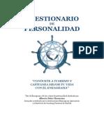 TEST DE ENEAGRAMA COMPLETO