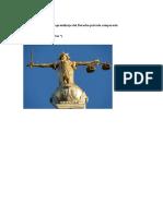 Ingles juridico y derecho comparado