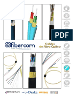 cable de fibra optica