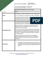 Orientaciones para los y las docentes. Educación Tecnológica_Ciclo Orientado.pdf