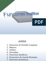 Presentación-CAPÍTULO 2 - funciones Analíticas