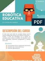 Presentacion robotica