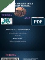 LOS DOS FINALES DE LA II GUERRA MUNDIAL.pptx