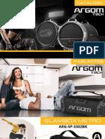 catalogo ARGOM PARLANTES
