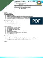 teachers-portfolio-checklist