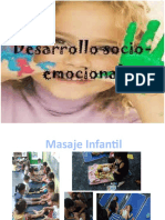Actividades Desarrollo Socioemocional