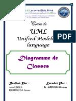 Rapport Diagramme de Classe