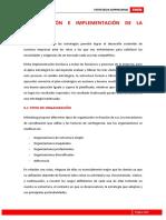 Estrategia Empresarial. m5. 0520