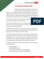 Estrategia Empresarial. m6. 0520