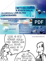Estrategias as Respuesta Educativa Aacc_cferrandiz