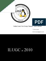 ILUGC - 2010 Review