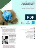 Proteccion a la niñez en contexto COVID - Modalidad Cuidados Alternativos.pdf