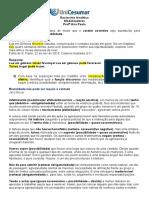 Atividade Fórum 9 - Modalizadores