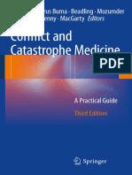 Conflict andCatastrohe Medicine