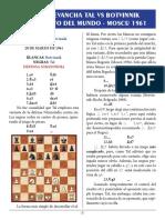 BOTVINNIK VS TAL CHESS