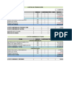 Modelo de Plan Financiero Carteras
