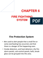 Chapter 6 - Fire Fighting System