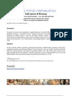 Sulla ipotesi di Riemann