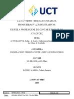 Estado de situación Finaciera Y Estado de Resultados.docx