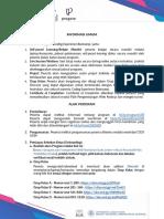 Pedoman Peserta & Silabus - Coding Experience Bootcamp UGM x Progate