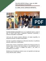 Noticia y Presentación Gaceta 39