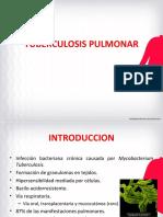 TUBERCULOSIS Y SINDROME RECTRICTIVO - FIBROSIS