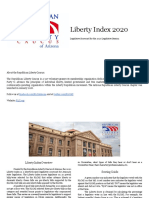 Liberty Index 2020