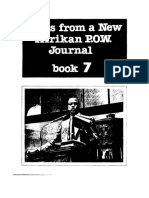 Notes from a New Afrikan P.O.W. - Book 7