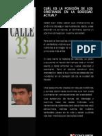 Cronicas de La Calle 33 - Gerardo Pinto
