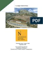 Informe final Ciudad de Priene