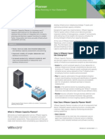 VMware Capacity Planner