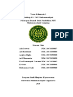 Penerapan Rumah Sakit Pendidikan PKU Muhammadiyah Gamping