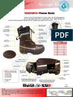 GUNNEBO - Fireman Boots 2012 - HR