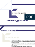Continental Valves Limited