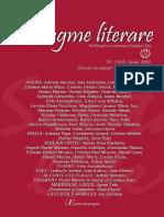 Sintagme Literare Nr. 3 - Iunie 2020