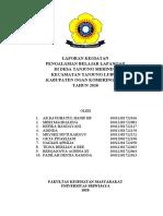 19 ACC OL Sampul-Laporan-PBL-FKM Desa Tanjung Merindu T.J Lubuk 2020
