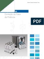 WEG Capacitores Para Correcao Do Fator de Potencia v06 Catalogo Portugues Br
