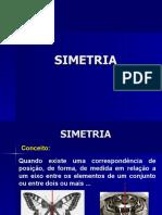 SIMETRIA REFLEXÃO