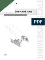 Milltronics Universal Scale