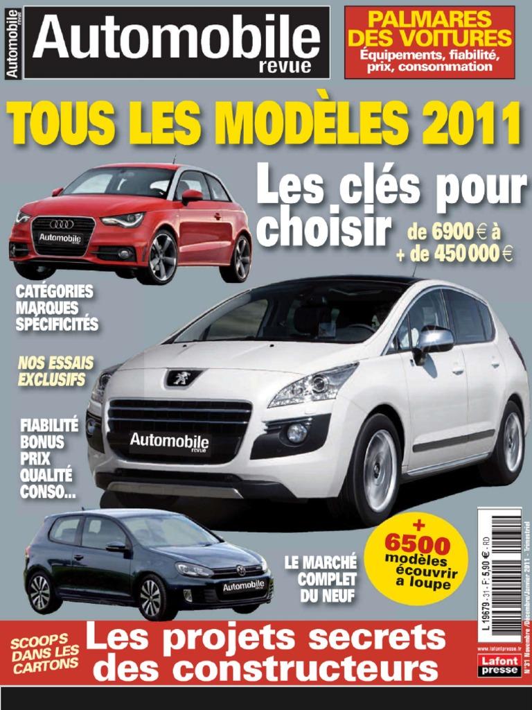 3642932c65f80d La Revue Automobile Dec 2011